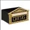 Caixa de Correio para Muro Alumínio Dourado 15x20x15cm